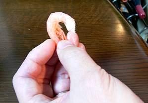 殻のむき方3
